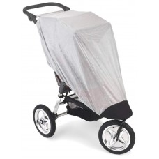 Baby Jogger City Mini J7M00  Zanzariera, Grigio