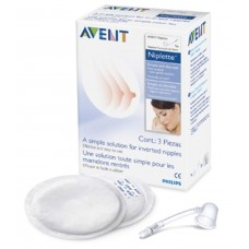 Philips AVENT Twin Pack Nipplette by Philips AVENT