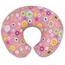 Chicco  Boppy Cuscino Allattamento, 0m+, Multicolore (Wild Flowers)