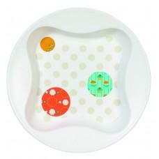 Bébé Confort - Piatto in melamina, motivo: geometrico