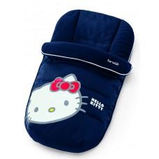 Brevi Sacco Inverno Universale, Disegno Hello Kitty, Blu
