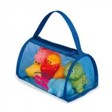 Okbaby Giochi d'Acqua Piccoli amici galleggianti per bagnetto per neonati e bambini