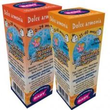 OK Baby Fragranze ambientali per diffusori Blue Aroma Dolce armonia 25-60 mesi