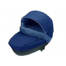 Bébé Confort Windoo Plus Navicella Omologata Auto per Neonati 0-10 Kg, Dress Blue