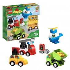 LEGO Duplo - I miei primi veicoli