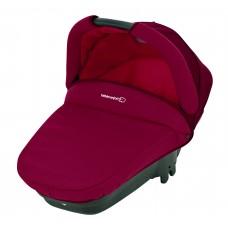 Bébé Confort - Streety Plus Navicella per Passeggino, Omologata Auto (0-10kg), Raspberry Red