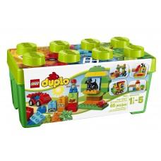 LEGO Duplo - Scatola Costruzioni Tutto-in-Uno