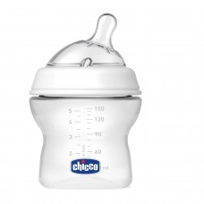 chicco - biberon step up 150ml 0m+ silicone