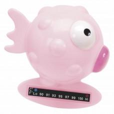 Chicco Termometro Da Bagno Pesce Palla, Rosa