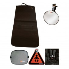 Besafe Rear Facing Kit Black