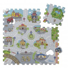 Chicco Tappeto Puzzle, Città