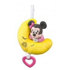 Clementoni - Baby Minnie Morbida Luna Musicale