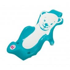 Bambino due Buddy Glitter–Amaca da Bagno, Colore: Blu