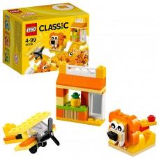 LEGO Classic  Set Costruzioni Scatola della Creatività, Arancione