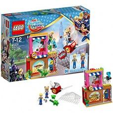 LEGO DC Super Hero Girls  Set Costruzioni Harley Quinn al Salvataggio