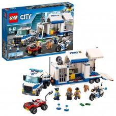 LEGO City - Centro di Comando Mobile, Multicolore