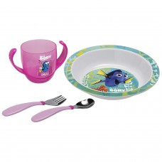 Chicco Disney Set Pappa Finding Dory, Rosa