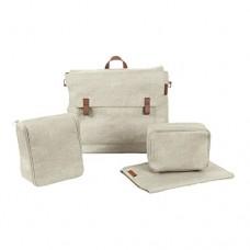 Bébé Confort Modern Bag Borsa Fasciatoio per Passeggino, Nomad Sand