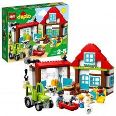 LEGO Duplo - Visitiamo la Fattoria