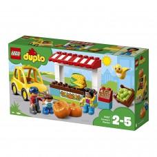 LEGO Duplo - il Mercatino Biologico