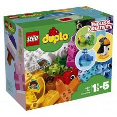 LEGO Duplo - My First - Creazioni Divertenti