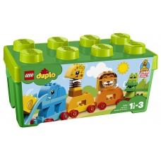 LEGO Duplo - My First - il Treno Degli Animali