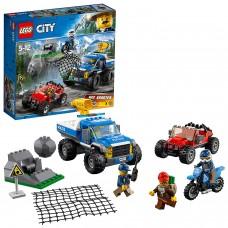 LEGO City - Police - Duello Fuori Strada
