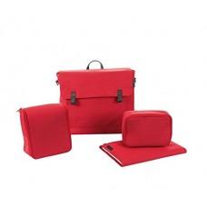 Bébé Confort Modern Bag Borsa Fasciatoio per Passeggino, Vivid Red