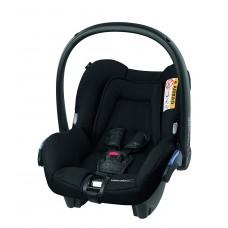 Bébé Confort Citi Seggiolino Auto 0-13 Kg, Ovetto Gruppo 0 +, 0-12 Mesi, Colore Nomad Black