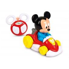 Clementoni - Veicolo Radiocomandato Mickey