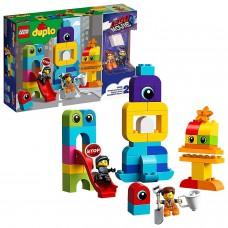 LEGO Duplo Movie 2 - I visitatori dal pianeta DUPLO di Emmet e Lucy