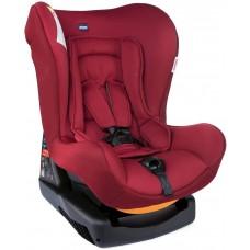Chicco Cosmos Seggiolino Auto 0-18 kg Reclinabile, Gruppo 0+/1 per Bambini da 0 a 4 Anni, Rosso