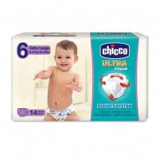 Chicco Pannolini 16-30 kg 14 pz Unisex