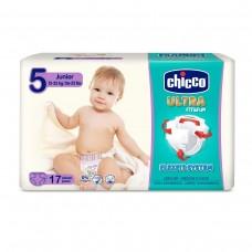 Chicco Pannolini 12-25 kg 17 pz Unisex