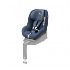 Bébé Confort Pearl Smart I-Size Seggiolino Auto Reclinabile Omologato I- Size, Gruppo 1 per Bambini da 67-105 cm, 6 mesi- 4 anni, Nomad Blue