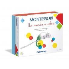 Clementoni - Montessori Un Mondo a Colori