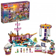 Lego Friends - Il Molo dei Divertimenti di Heartlake City