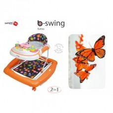 BACIUZZI GIRELLO  B-SWING - FUMO arancio