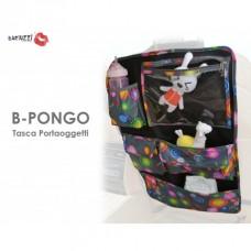 BACIUZZI B-PONGO Tasca porta oggetti per il sedile dell'auto