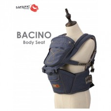 Bacino Jeans blue - Baby carrier