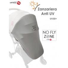 ZANZARIERA UNIVERSALE PER PASSEGGINO Anti-UV