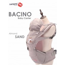 Bacino Almond Sand -Marsupio Baby carrier