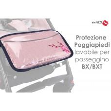 Cover trasparente per zona poggiapiedi: BX/BXT