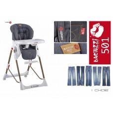 Seggiolone I Chair 501 Jeans  BACIUZZI