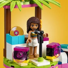 Lego Friends - La festa in Piscina di Andrea