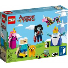 LEGO IDEA Adventure Time