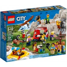 LEGO People Pack - Avventure all'aria aperta