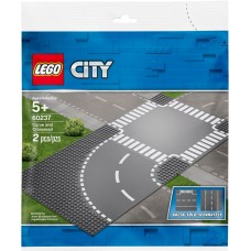 LEGO CITY Basi Curva e incrocio