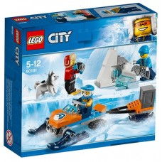 LEGO CITY ARTIC Team di esplorazione artico