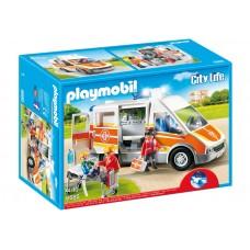 Ambulanza con luci e suoni -
